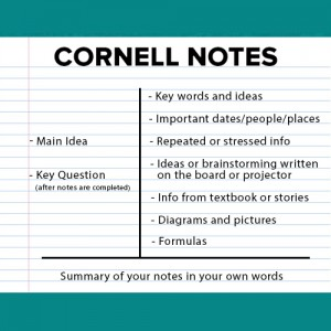 Cornell-Notes